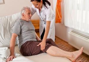 aide pour personnes âgées