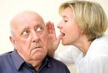 Aménagement du logement des personnes âgées ayant des  déficiences auditives