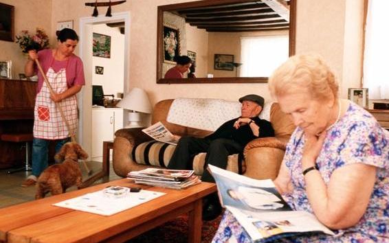 Seniors: Les aides aux logements