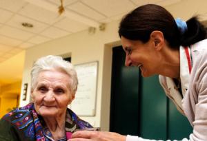 résidence foyer pour personnes âgées