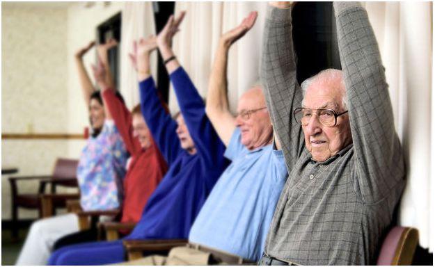 Gym : Un moyen pour sortir les personnes âgées de leur isolement