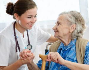 santé personne âgée